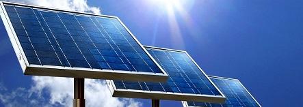 Panneau solaire photovoltaique : fonctionnement et description