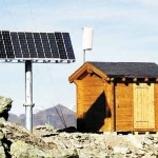 Kit solaire photovoltaïque pour site isolé