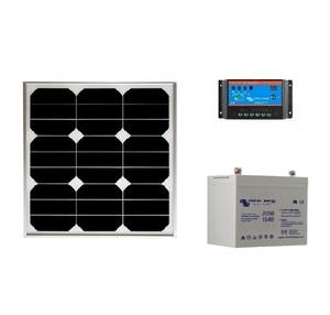Kit Photovoltaique 30 Wc VICTRON - 12V