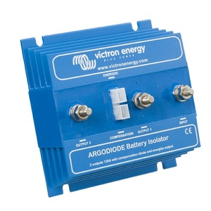 Répartiteur à diodes Argo 2 batteries