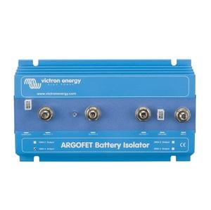 Répartiteur de charge 2 batteries Argo FET Victron