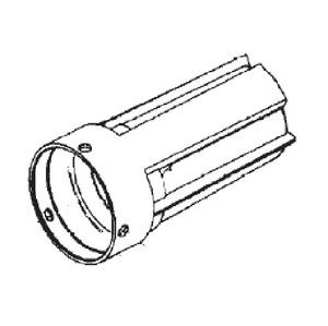 Boitier de remplacement pour pompe Shurflo 9325 - réf 94140 00