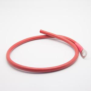 Câble de connexion batterie - convertisseur 35mm² 1 cosse M8 rouge