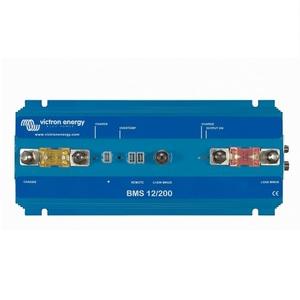 Système de gestion des batteries lithium BMS 12/200