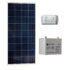 Kit Photovoltaique 115Wc 60 AH VICTRON - 12V