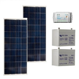 Kit Photovoltaique SITE ISOLE 180Wc Polycristallin - 12V