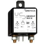 Coupleur séparateur 160A 12V UNISPLIT 160.12 Uniteck