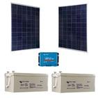 Kit Photovoltaique SITE ISOLE 660Wc Monocristallin - 24V