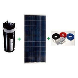 Kit pompage solaire immergé Shurflo 9325 sans batterie - 12V