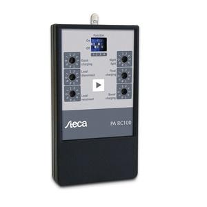 Commande à distance pour régulateurs Steca PA RC100