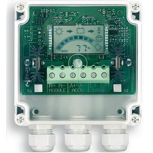 Régulateur solaire STECA PR2020 IP65 - 20A 12V/24V