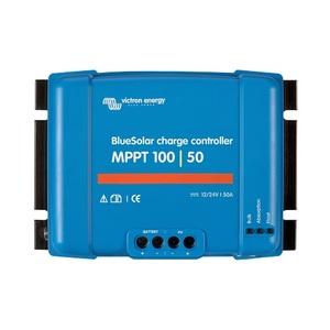 Régulateur solaire 50A 12/24V BlueSolar MPPT 100/50 Victron