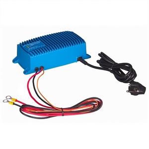 Chargeur de batterie au plomb et lithium-ion 24V 8A (IP67) Victron Blue Power