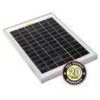 Panneau photovoltaique monocristallin 10Wc sans câble STP010B