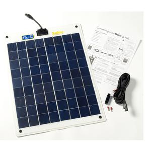 Panneau Photovoltaique semi rigide 20 Wc Solartechnology SFP020