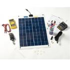 Kit panneau souple pour bateau 20 Wc Solartechnology SFPRT020