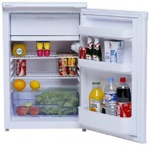 Réfrigérateur table top avec freezer 114L thermostat mécanique 12/24V Frima Concept