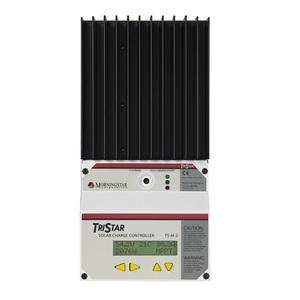 Régulateur solaire et éolien 45A MORNINGSTAR TRISTAR  - 12V/24V/48V