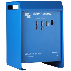 Chargeur de batterie Skylla-TG 24V 100A 3-phases (2 sorties) - VICTRON