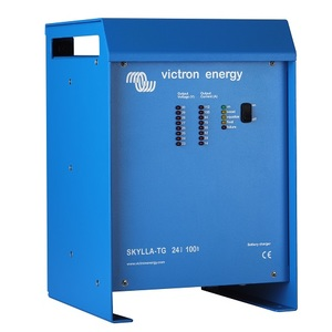 Chargeur de batterie Skylla-TG 24V 80A (2 sorties) - VICTRON