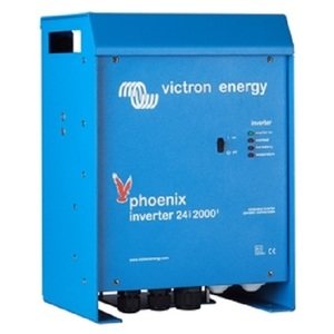 Convertisseur 24V - 230V 2000 VA (1600 watts) Compact Pur Sinus VICTRON