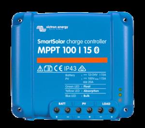 SmartSolar Victron MPPT 100/15