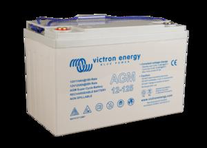 Batterie 12V 125Ah AGM Super Cycle Batt. (M8)