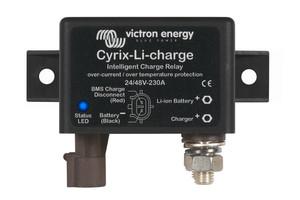 Cyrix-Li-charge 24/48V-120A Coupleur pour batterie lithium