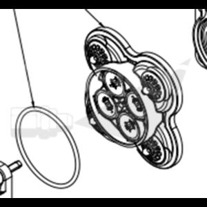 kit de valve pour pompe SHURFLO 9325