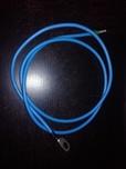Câble de connexion batterie - régulateur 16mm² 1 cosse M8 (Neutre )