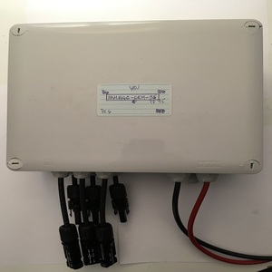 BRM36Cellules 4 ou 6 ou 8 ou 12 panneaux 48V en batterie