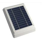 Tibu eclairage solaire pour cabine