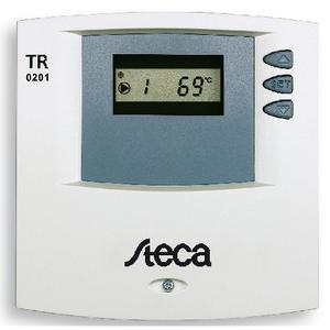 Regulateur  Steca  pour systeme solaire thermique TR0201