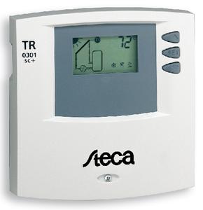 regulateur Steca  pour systeme solaire thermique TR0301 SC+