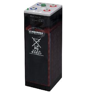 Batterie 2 volts OPzS HOPPECKE 1370 AH en C100